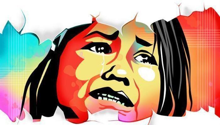 CCTV फुटेज : चार वर्षांच्या चिमुरडीवर लैंगिक अत्याचार कॅमेऱ्यात कैद