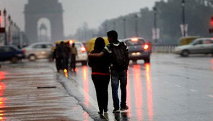 उत्तर भारतात कडाक्याची थंडी, काश्मीर गोठलं