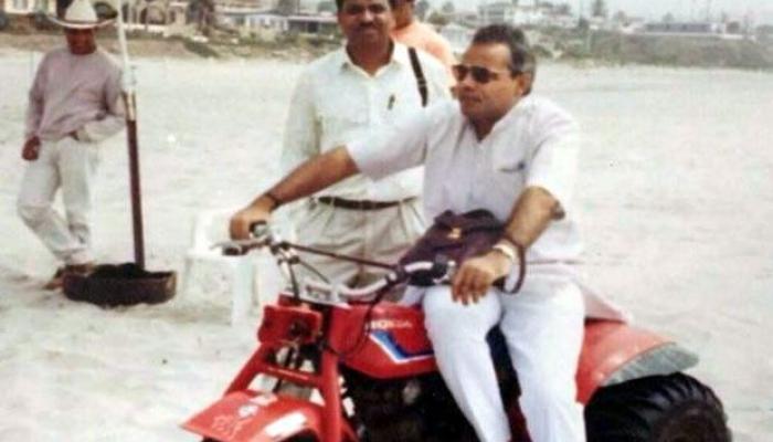 पंतप्रधान नरेंद्र मोदी यांचे काही दुर्मिळ फोटो