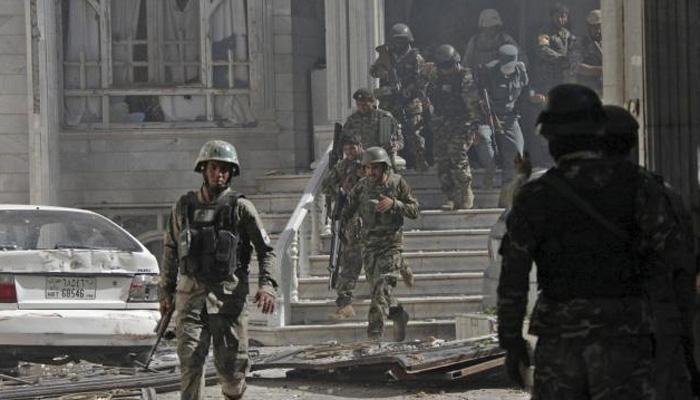 अफगाणिस्तानात भारतीय दूतावासाजवळ हल्ला