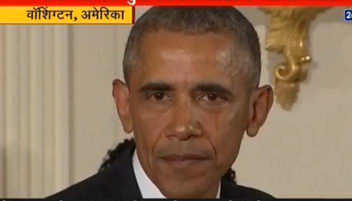 ...आणि ओबामा रडू लागले