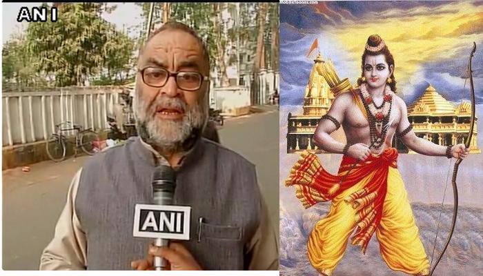 अयोध्येत राम मंदिर झाले तर सोन्याचा मुकूट करेल - मुस्लिम नेता