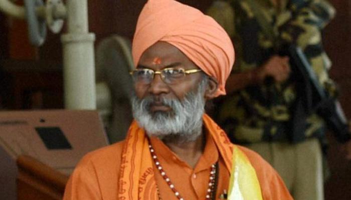 २०१९ च्या लोकसभा निवडणुकीआधी राम मंदिर बनणार - साक्षी महाराज