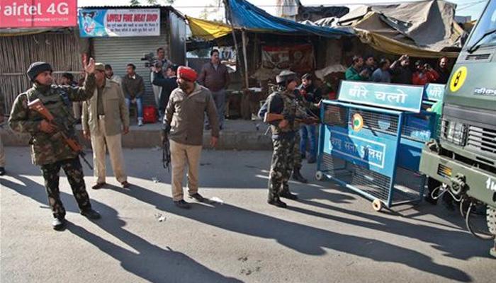 धक्कादायक : सैनिकांना २० रुपयांची लाच; 'एअरबेस स्टेशन'वर गुरं चरतात