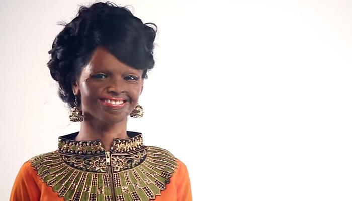 'लक्ष्मी' बनली फॅशन ब्रॅन्डचा नवा चेहरा!