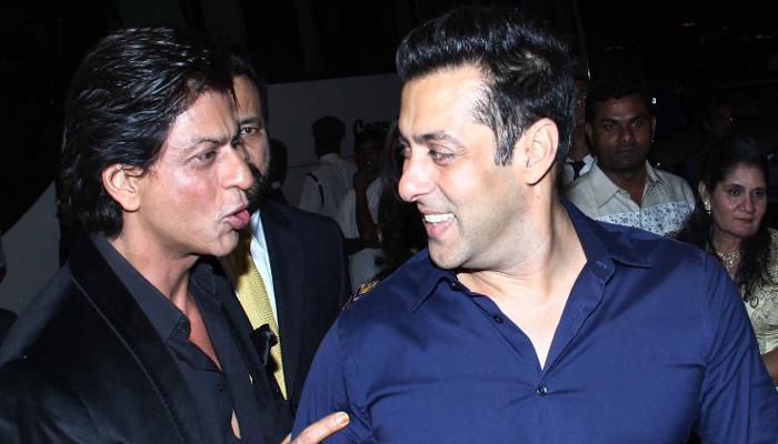 'फिल्मफेअर'मध्ये दबंग खान करणार शाहरुखला रिप्लेस!