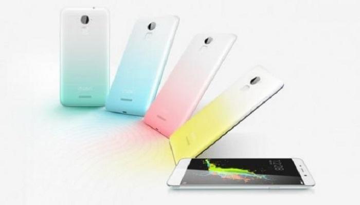 फिंगरप्रिंट सेंसरचा स्वस्त स्मार्टफोन लाँच