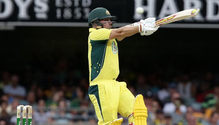 SCORECARD - भारत वि. ऑस्ट्रेलिया, चौथी वन डे