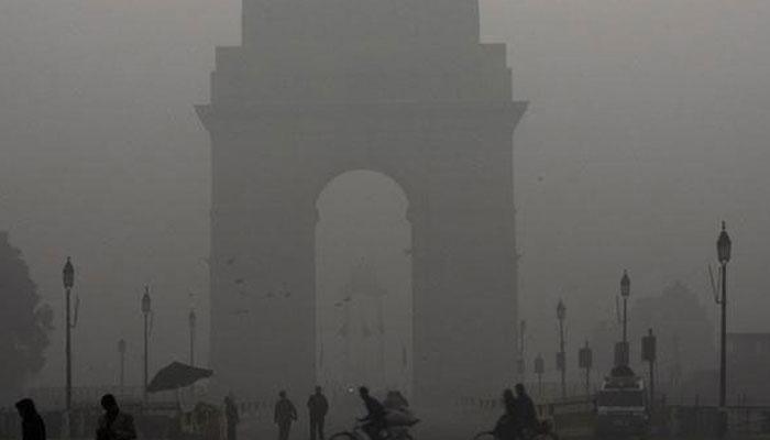 उत्तर भारतातही थंडीने गारठला, रेल्वे-रस्ते वाहतुकीवर परिणाम
