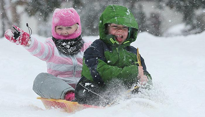 Massive blizzard plays havoc in US