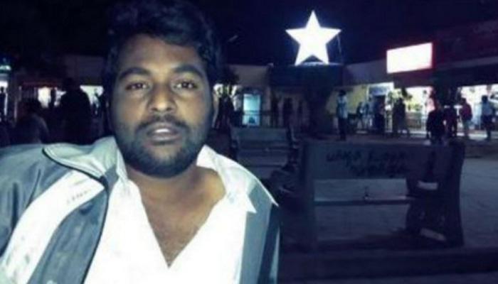 मुंबईत रोहित वेमुला आत्महत्येप्रकरणी काढलेल्या मोर्चात हाणामारी