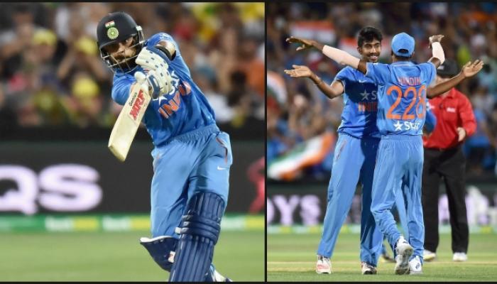 T-20 : ऑस्ट्रेलियाचा गाशा गुंडाळला, भारत विजयी
