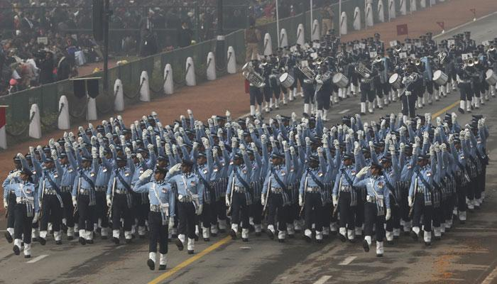 India`s 67th Republic Day Parade: Photos you can`t miss