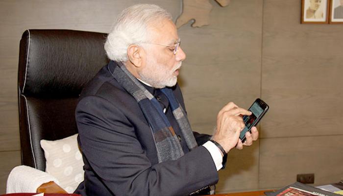 पंतप्रधानांनी १८ लाख पोलिसांना पाठवला मनाला भिडणारा SMS