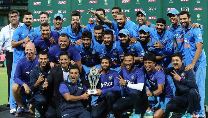 टीम इंडियाच्या विजयात या व्यक्तीने दिलेय मोलाचे योगदान