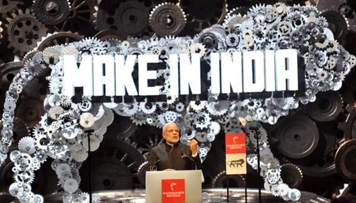 'मेक इन इंडिया' कार्यक्रम गिरगाव चौपाटीवरच