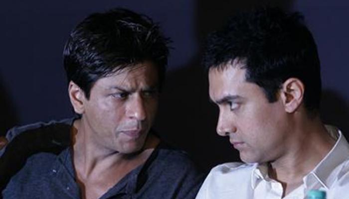 'शाहरुख- आमिर घाबरले'
