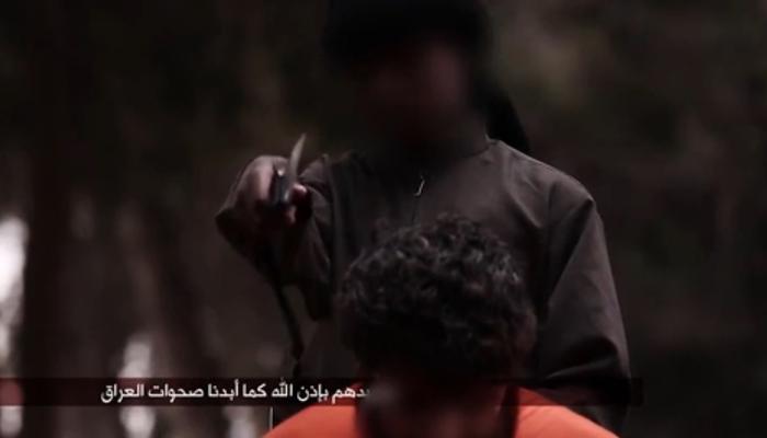 आयसिसनं जारी केला व्हिडिओ, अमेरिकेला दिली धमकी