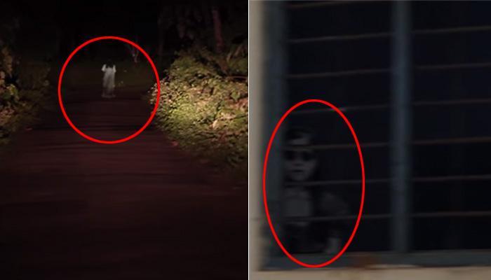कॅमेऱ्यात सापडली भूतं? अशी भयंकर दृश्यं तुम्ही पाहिली नसतील!