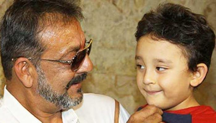 संजय दत्तचा मुलगा सिनेमात झळकणार