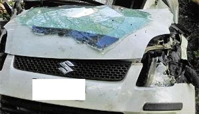 नागपूरमध्ये कार अपघातात ४ जण ठार