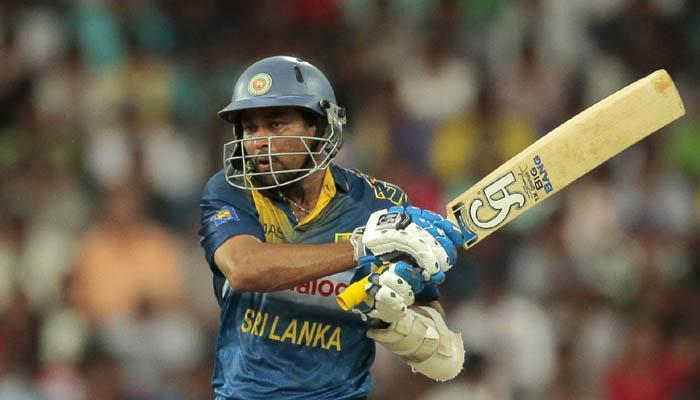 भारताविरुद्धच्या पहिल्या टी-२० सामन्यातून दिलशान बाहेर