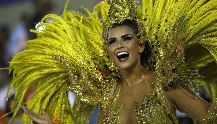 In Pics: Rio de Janeiro Carnival 2016 rocks to the beat of Samba