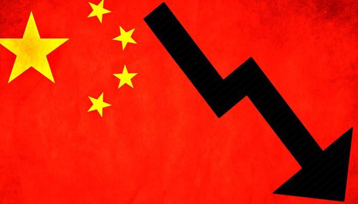 चीनची अर्थव्यवस्था डबघाईला, आर्थिक मंदीच्या फेऱ्यात