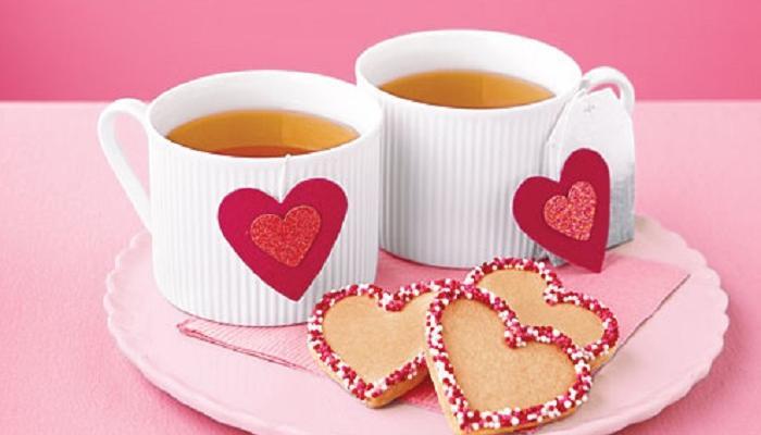 चहाबरोबरचा 'व्हॅलेंटाइन डे'