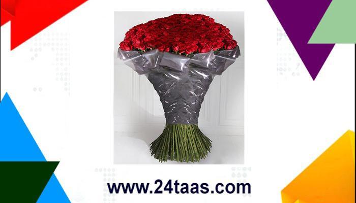 व्हॅलेंटाईन डेसाठी सर्वात महागडा गुलाबांचा बुके