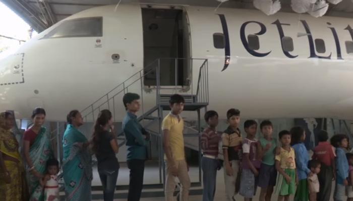 ६० रुपयांच्या विमान प्रवासाची एक हृदयस्पर्शी कहाणी