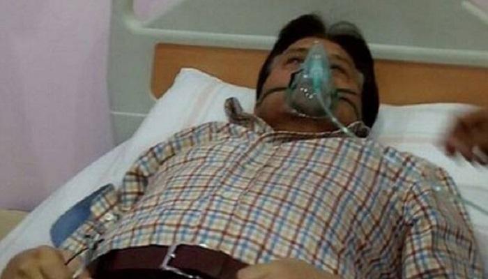 मुलाखत दिल्यानंतर बेशुद्ध झाले मुशर्रफ, आयसीयू दाखल