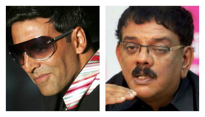 अक्षय कुमारची प्रियदर्शनबरोबर नवी इनिंग
