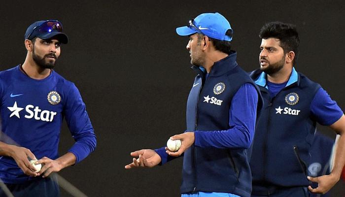 अव्वल स्थान वाचवण्यासाठी टीम इंडिया मैदानात