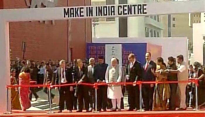 मेक इन इंडिया सप्ताहाचं पंतप्रधान मोदींच्या हस्ते उद्घाटन