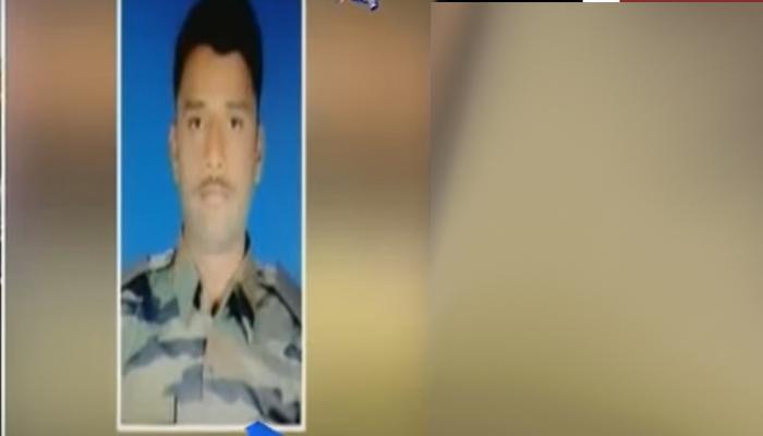काश्मीरमध्ये नाशिकचा जवान शहीद