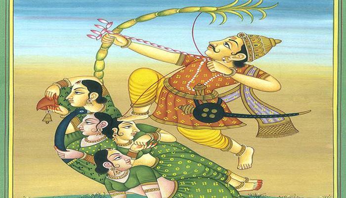 कामदेवाचं अस्त्र जे माणसाच्या मनात प्रेम जागृत करतात