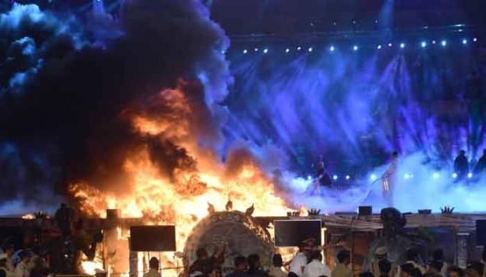 मेक इन इंडिया कार्यक्रम आग हा एक अपघातच : मुंबई उच्च न्यायालय