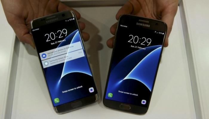सॅमसंग S7 आणि S7 एज लॉन्च