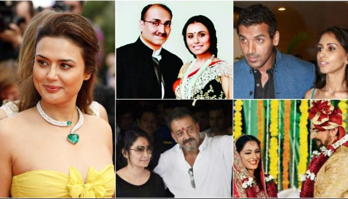 प्रिती झिंटासारखं  इतर ५ बॉलिवूड अभिनेत्यांनी केलं गुपचूप लग्न, चाहत्यांना बसला धक्का