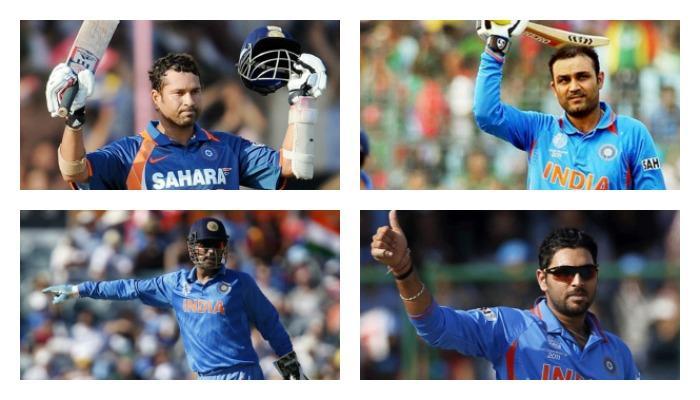 भारतीय क्रिकेटपटू आणि त्यांच्या अंधश्रद्धा