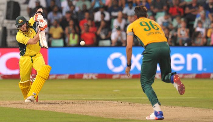 दक्षिण आफ्रिका विरुद्ध ऑस्ट्रेलिया दुसरी टी-20:live
