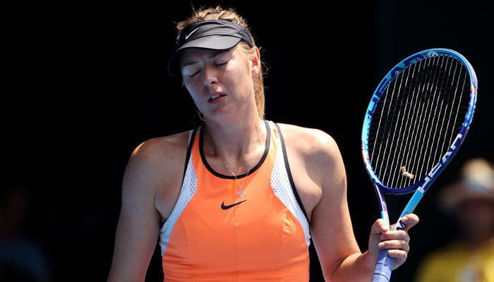 टेनिसस्टार मारिया शारापोव्हा डोपिंग टेस्टमध्ये फेल