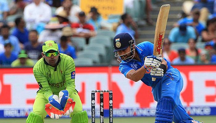 धर्मशाळामध्येच होणार भारत-पाकिस्तान सामना