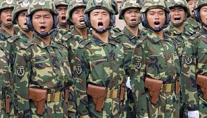 पाकिस्तानसाठी चीनी लष्कर तैनात करणार
