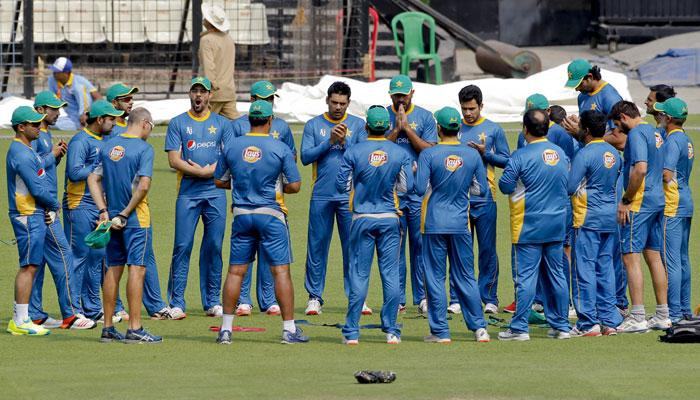 LIVE SCORECARD : पाकिस्तान वि श्रीलंका सराव सामना