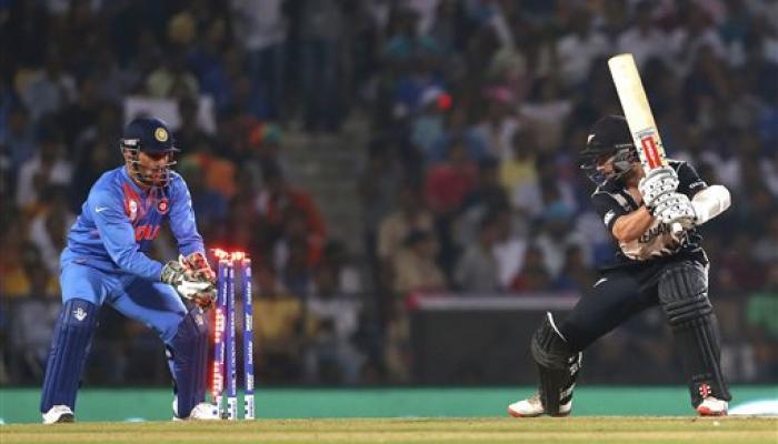 Live update - भारत वि. न्यूझीलंड, टी-२०