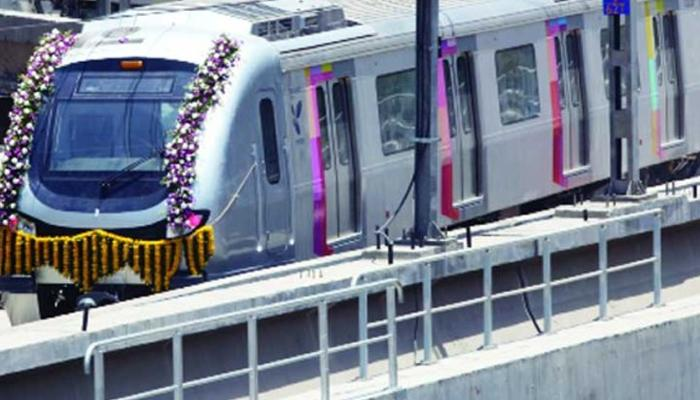मुंबई मेट्रो ३ : शिवसेनेने काँग्रेसचा 'हात' पकडत भाजपचा केला गेम