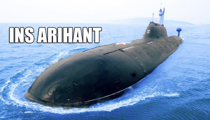 'अरिहंत'मुळे भारतीय नौदलाची मोठी भरारी