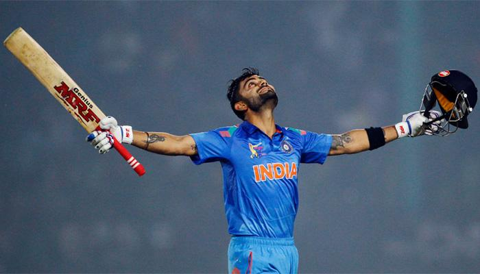 भारताचा ईडनवर 'विराट' विजय, पाकला चारली पराभवाची धूळ